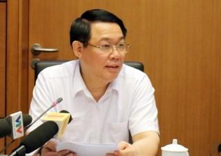 Phó Thủ tướng: 'Nợ công 58,4% vẫn còn cao'