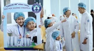 Diễn viên Mạnh Trường: Tôi hoàn toàn bị thuyết phục khi khám phá hành trình sữa học đường