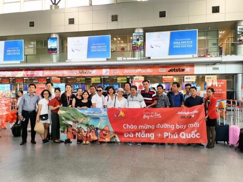 Jetstar Pacific khai trương thêm 2 đường bay Đà Nẵng - Thanh Hóa và Phú Quốc