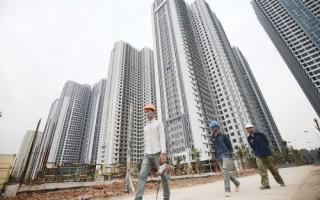 Tín dụng bất động sản chuyển dịch sang dư nợ người mua nhà