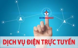 Hà Nội: Hơn 80% khách hàng thanh toán tiền điện điện tử