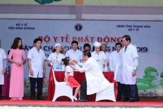Thiếu vi chất dinh dưỡng ảnh hưởng lớn tới tầm vóc thể lực người Việt