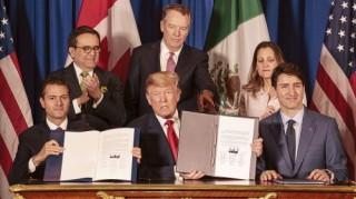 Sau tuyên bố tăng thuế của Trump với Mexico, NAFTA mới đứng trước rủi ro sụp đổ
