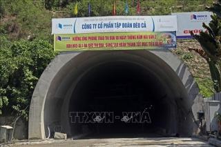 Hầm đường bộ Hải Vân mở rộng sẽ được khai thác từ tháng 9/2020
