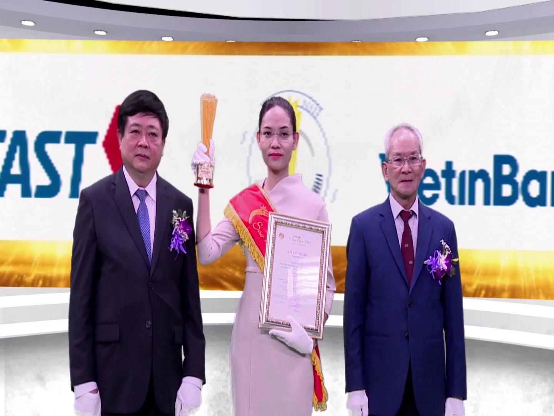 Hai sản phẩm ngân hàng điện tử của VietinBank liên tiếp đạt danh hiệu Sao Khuê