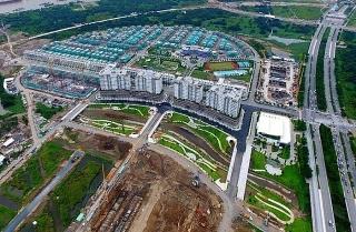 Đấu giá 4 lô đất trong Khu đô thị mới Thủ Thiêm