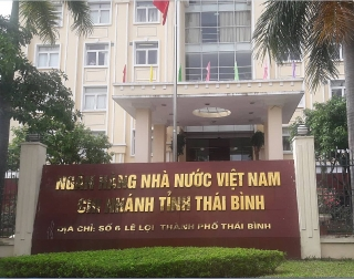NHNN Chi nhánh tỉnh Thái Bình - hành trình 70 năm hình thành và phát triển