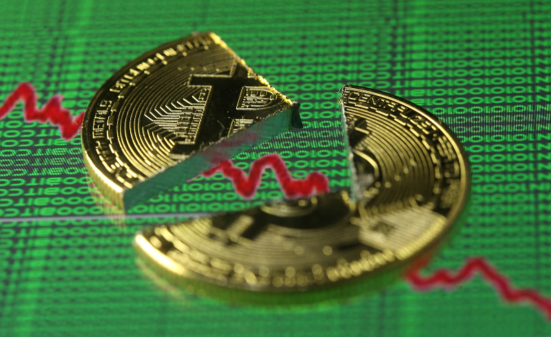 bitcoin dang o tinh trang toi te nhat trong the gioi tai chinh