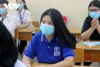 Hà Nội chốt lịch thi vào lớp 10 THPT năm học 2021-2022