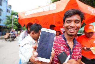 Viettel vượt mốc 1 triệu thuê bao tại Myanmar
