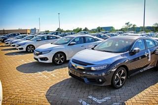 Nhập khẩu ô tô tăng vọt: Xuất xứ chủ yếu từ Thái Lan