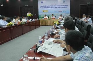 Thu hút đầu tư, phát triển nông nghiệp công nghệ cao