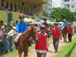 TP.HCM: Duyệt quy hoạch trường đua Phú Thọ