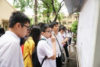 Hà Nội: Ngày 15/6 sẽ công bố điểm chuẩn vào lớp 10
