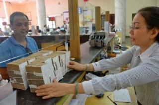 Bảo hiểm tiền gửi được sử dụng quỹ dự phòng nghiệp vụ chi trả cho người gửi tiền