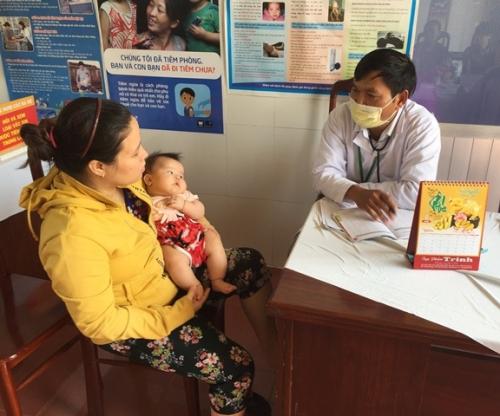 80 triệu USD hỗ trợ cải thiện dịch vụ y tế cơ sở tại Việt Nam