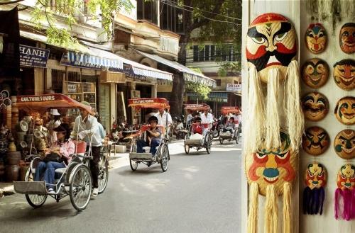 Hà Nội: Du lịch đạt 14 triệu lượt khách trong 6 tháng