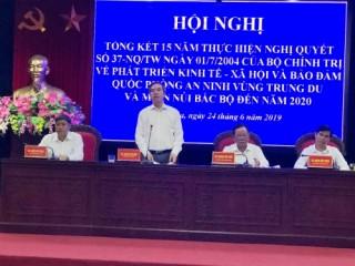 Tổng kết 15 năm thực hiện Nghị quyết 37 tại Sơn La