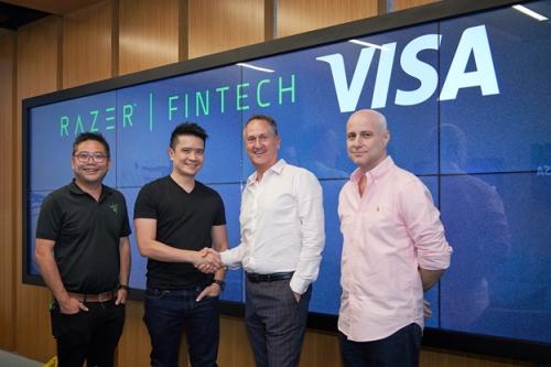 Razer cùng Visa kiến tạo sự chuyển đổi phương thức thanh toán