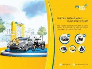PVcomBank chi gần 2 tỷ đồng quà tặng cho khách hàng gửi tiết kiệm