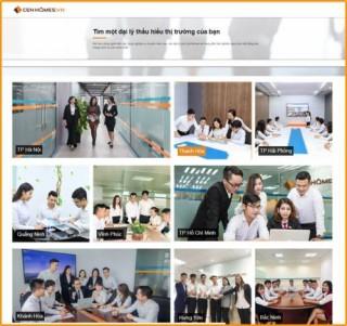 CenHomes.vn - kết nối, gia tăng lợi ích trong giao dịch bất động sản