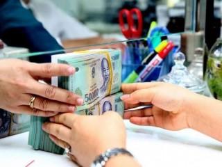 Tăng trưởng tín dụng đạt 6,22%, cao hơn cùng kỳ năm trước