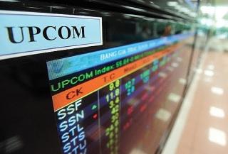 UPCoM tháng 5: Khối lượng giao dịch tăng 13%