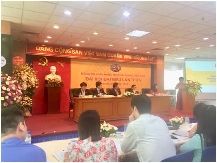 Đại hội đại biểu Đảng bộ PVcomBank:Tập trung trí và lực đưa Ngân hàng lên tầm cao mới