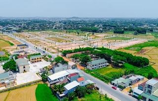 Quảng Ngãi: Quy hoạch khu tái định cư mới đối diện dự án Phú Điền Residences