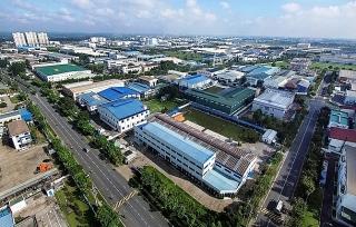 Các khu công nghiệp thu hút 6 tỷ USD vốn FDI trong 6 tháng đầu năm