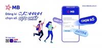 Nắm bắt tâm lý chuộng số tài khoản đẹp, MBBank vươn lên Top 1 App store