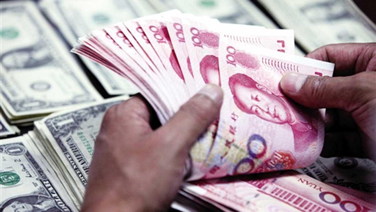 Trung Quốc gấp rút níu đồng nhân dân tệ xuống khỏi mức cao nhất ba năm