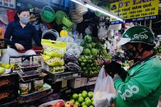 Grab hỗ trợ tiêu thụ nông sản