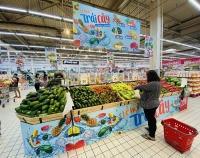 Giảm giá đến 30% các loại trái cây đặc sản tại lễ hội trái cây Big C
