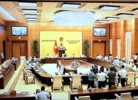 Ủy ban Thường vụ Quốc hội họp phiên thứ 57