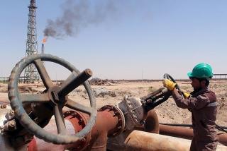 Giá dầu lên mức cao nhất kể từ tháng 10/2018