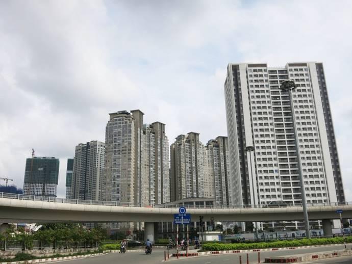 Đầu tư nước ngoài 'sốt sắng' với bất động sản Việt