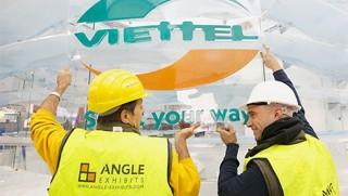 Viettel báo lãi tại 8/10 thị trường quốc tế