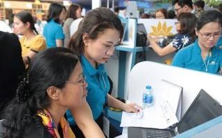 Vietnam Airlines triển khai thanh toán bằng QR code