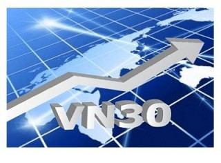 PNJ, VPB và VRE được thêm vào rổ chỉ số VN30