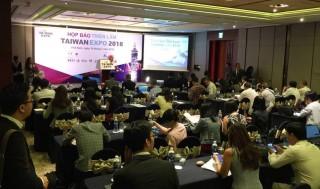 Taiwan Expo 2018: Trải nghiệm ứng dụng công nghệ thông minh