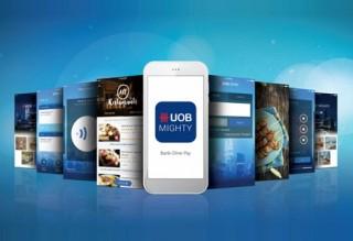 Mở tài khoản trực tuyến với UOB