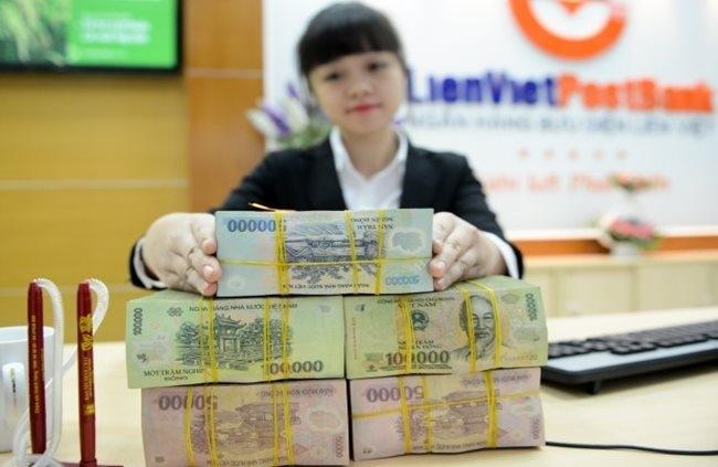 LienVietPostBank thu dịch vụ tăng gần 195%