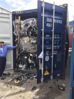 Trung Quốc cấm nhập phế liệu, rác thải ồ ạt vào Việt Nam
