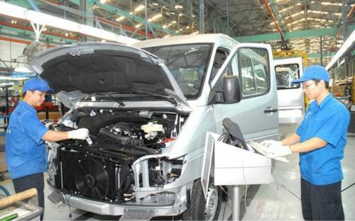 6 tháng, vốn FDI vào khu công nghiệp đạt 8,7 tỷ USD