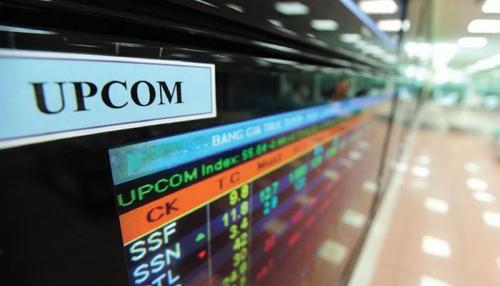 Thêm 3 cổ phiếu lên sàn HNX và UPCoM