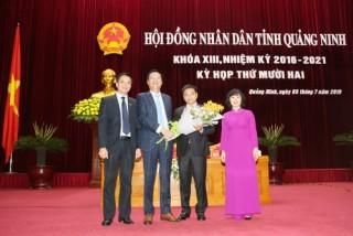 Quảng Ninh bầu tân Chủ tịch UBND, HĐND tỉnh