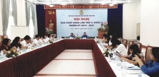 Công đoàn Cơ quan NHNN Trung ương tổ chức thành công Hội nghị lần thứ IV