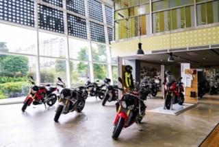 THACO khai trương tổ hợp showroom 3 thương hiệu BMW-MINI-BMW Motorad tại TP.HCM.