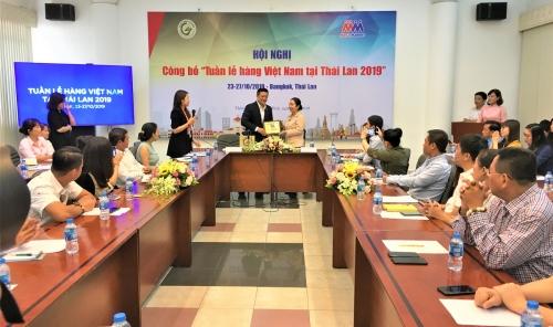 Cơ hội để hàng Việt tiếp cận thị trường Thái Lan